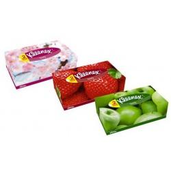 Kleenex Салфетки бумажные Фэмили (150 шт.)