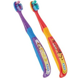 Oral-B Stages 3 Зубная щетка мягкая для детей от 5 до 7 лет