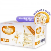 Подгузники Huggies Elite Soft (4) 8-14 кг 132 шт