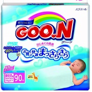 Подгузники Goon 0-5 кг NB (90 шт)