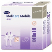 Трусики MoliCare Mobile super размер L (14 шт)