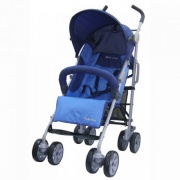 BABY CARE Коляска-трость Baby Care Polo 107 (dark blue)