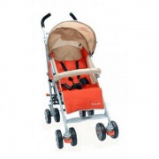 BABY CARE Коляска-трость Baby Care Polo 107 (light teracote)
