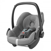 Автокресло Bebe Confort Pebble цвет Concrete Grey