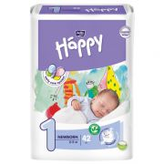 Подгузники Bella Happy 1 newborn 2-5 кг (42 шт)