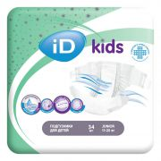 Подгузники iD Kids Junior 11-25 кг (34 шт)